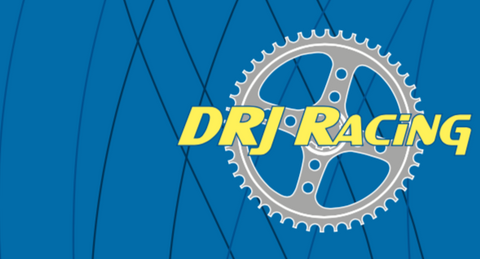 DRJ Racing RACEDAY BAG - ships in about 3 weeks