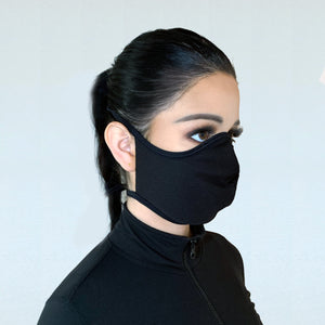 FLEECE BREATHING MASK no logo - as low as $2.85 each