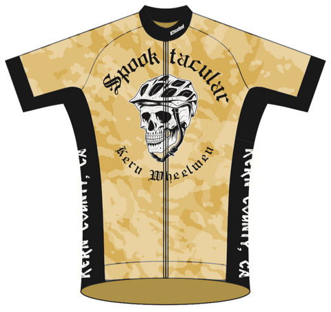 Spooktacular Race Jersey MEN - Ships in about 3 weeks