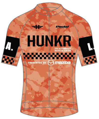 HUNKR LA #3 Speed Jersey ships in about 3 weeks