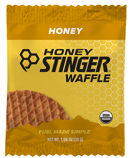 Honey Stinger Waffles - HONEY