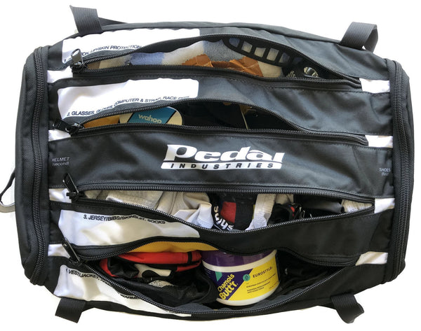 RaceDay Bag BLK - Carry Everything