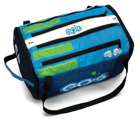 GQ6 RaceDay Bag