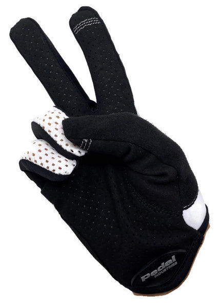 SuperLight Race Gloves - White