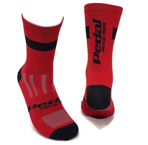 Primary Red KNITTED SOCK