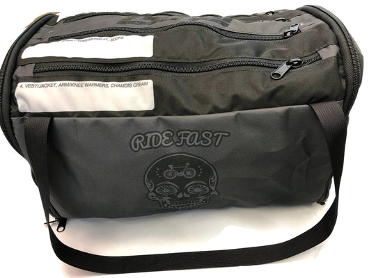 RIDE FAST OR DIE RaceDay Bag™ - STEALTH