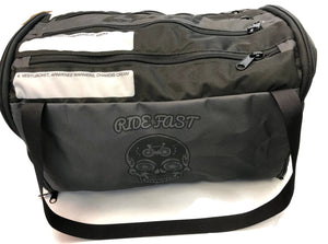 RIDE FAST OR DIE RaceDay Bag - STEALTH
