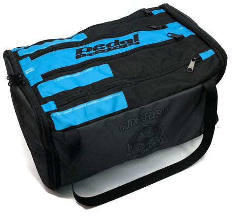 RIDE FAST OR DIE RaceDay Bag - BLUE