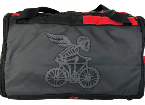 CUSTOM NAME  RIDE FAST OR DIE RaceDay Bag™ - RED