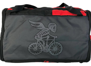 RIDE FAST OR DIE RaceDay Bag - RED