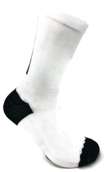 Basic White SUBLIMATED SOCK