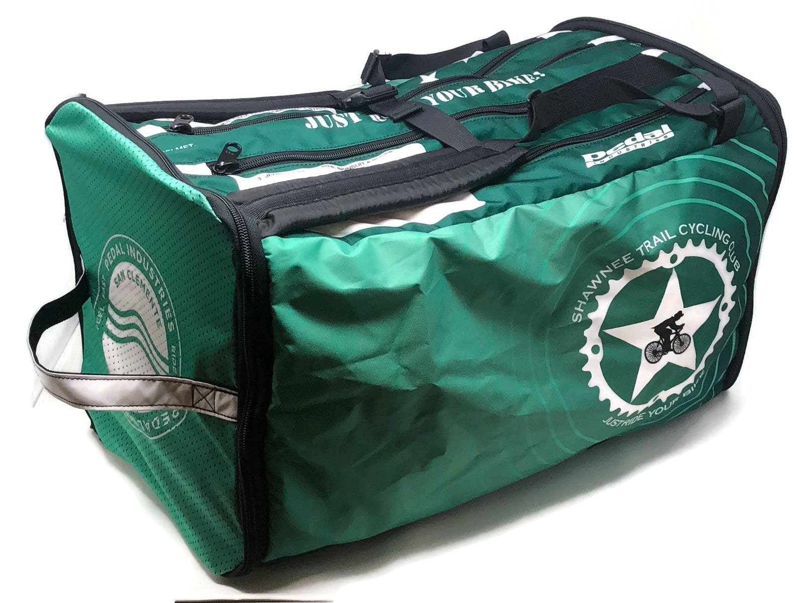 Shawnee Trail CC RACEDAY BAG - ships in about 3 weeks