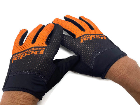 SuperLight Race Gloves - Orange