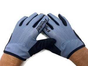 SuperLight Race Gloves - Gunmetal Gray