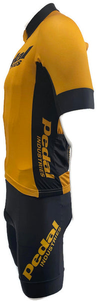 PEDAL Shop Bib PRO BIB GOLD - Ladies