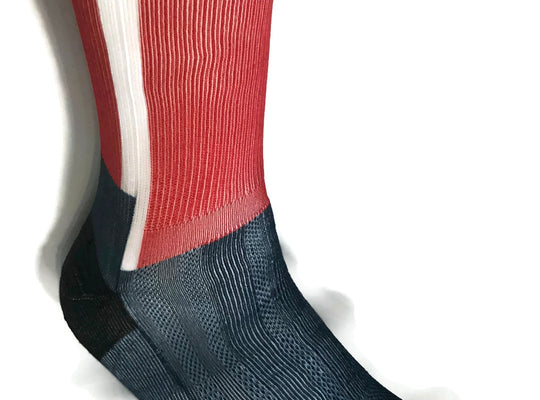 Patriot Sock - SUBLIMATED - ships in about 3 weeks