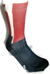 Patriot Sock - SUBLIMATED SOCK
