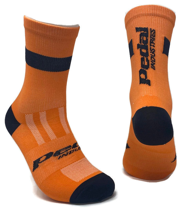 Primary Orange KNITTED SOCK