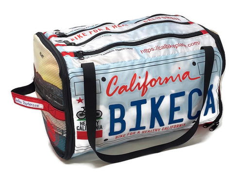 California Plate  RACEDAY BAG™