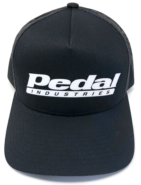 Classic PEDAL industries Trucker - White
