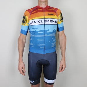 SAN CLEMENTE RACE JERSEY - ships in about 3 weeks