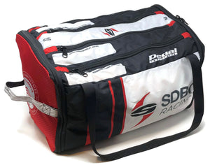 SDBC RACEDAY BAG - ships in about 3 weeks
