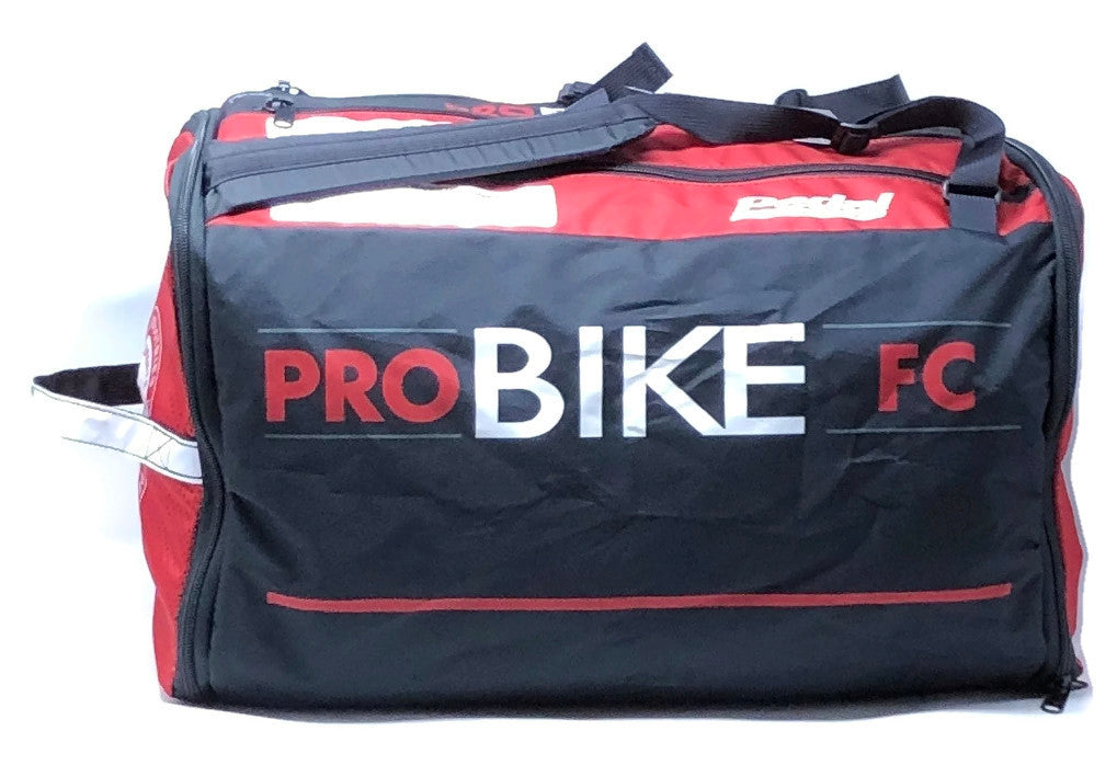 Pro Bike FC RACEDAY BAG - ships in about 3 weeks