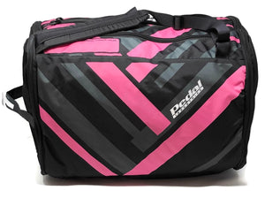 Custom Name Primary Pink Raceday Bag™