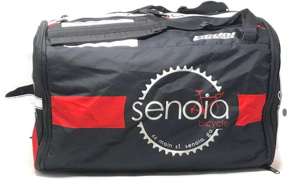 Senoia Bicycle RACEDAY BAG - ships in about 3 weeks