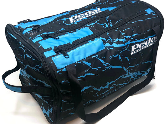 RaceDay Bag Splatter - BLUE