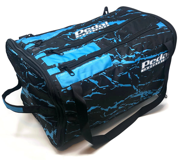 CUSTOM NAME  RaceDay Bag™ Splatter - BLUE