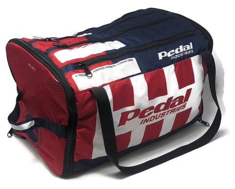 Patriotic RACEDAY BAG