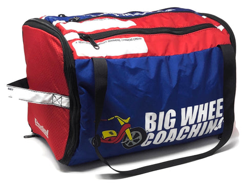Big Wheel Coaching RACEDAY BAG - ships in about 3 weeks