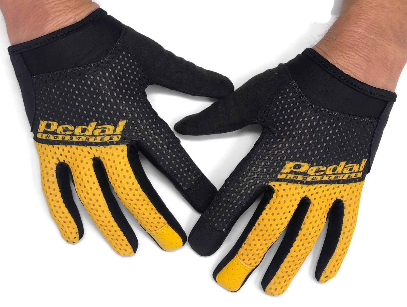 SuperLight Race Gloves - Yellow