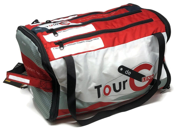 Tour De Glenn RACEDAY BAG - ships in about 3 weeks
