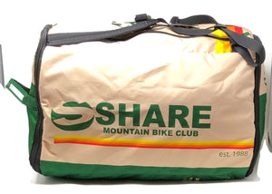 Share MTB RACEDAY BAG - ships in about 3 weeks