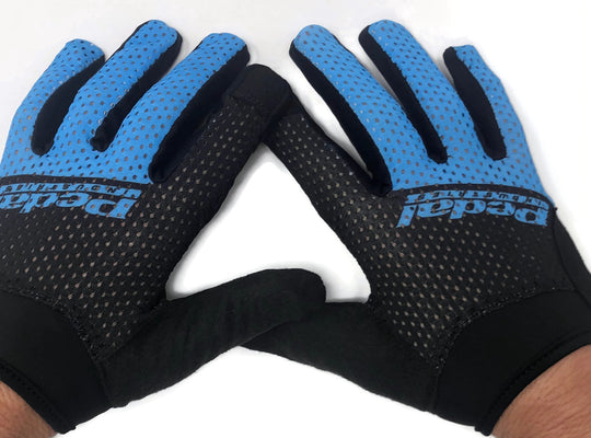 SuperLight Race Gloves - Blue