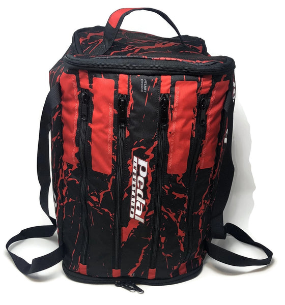 RaceDay Bag Splatter - RED