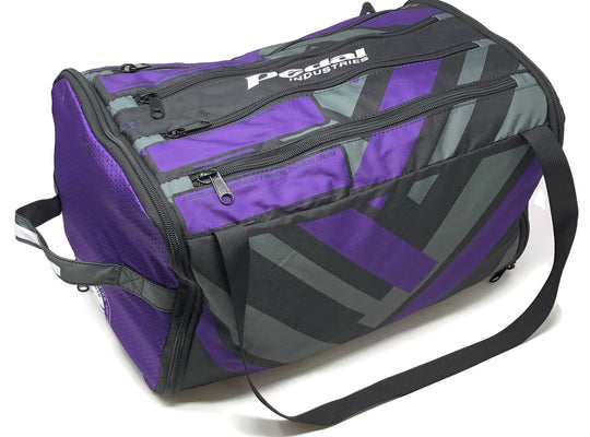Primary Purple RACEDAY BAG