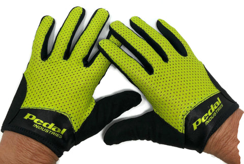 SuperLight Race Gloves - Light Green