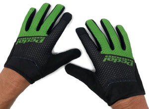 SuperLight Race Gloves - Green