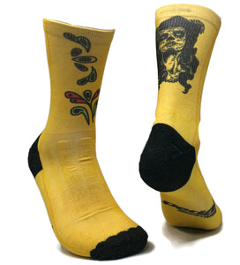 Day of the Dead 2019 SUBLIMATED SOCK