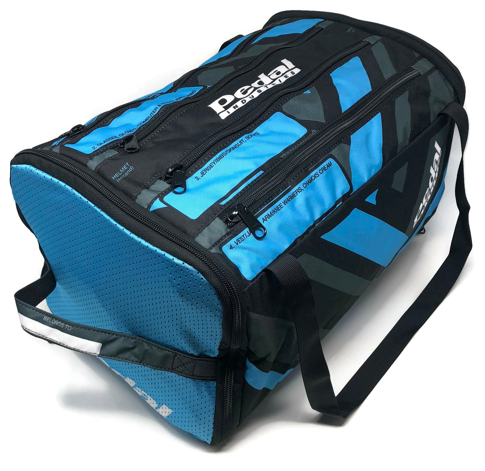 Primary Blue RaceDay Bag