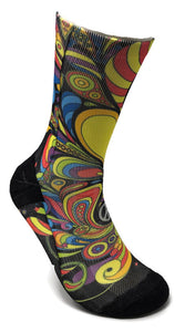 Wild Child SUBLIMATED SOCK