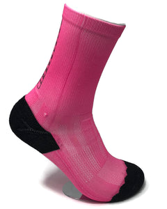 Hi-Viz Sublimated Sock - comes in 4 colors