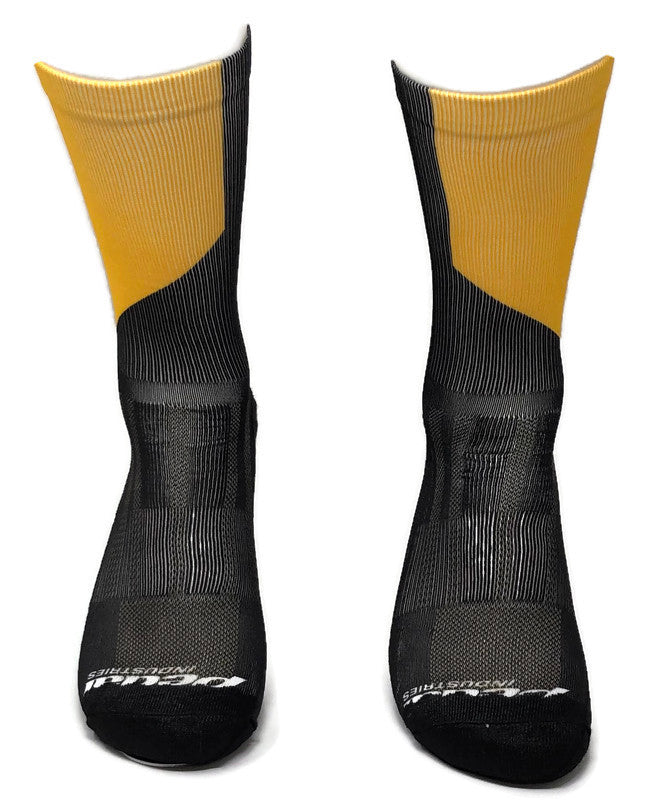 PEDALindustries RaceSock - Yellow