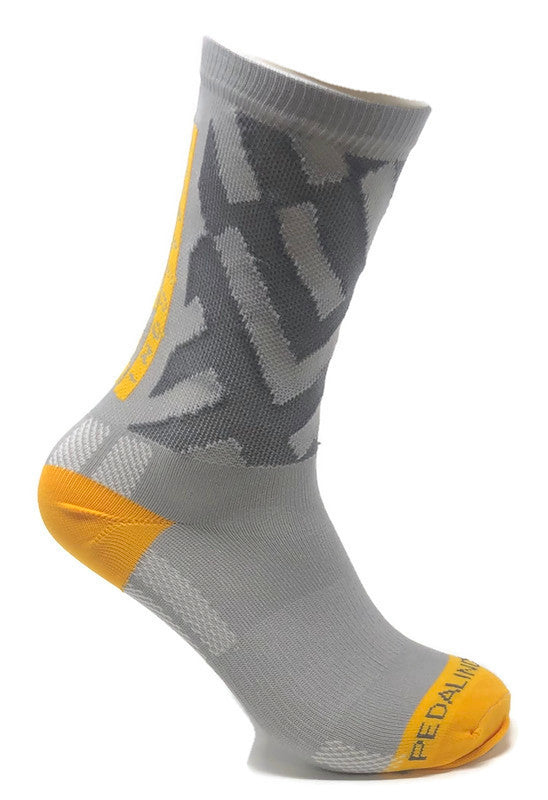 Primary Gray KNITTED SOCK - CLOSEOUT