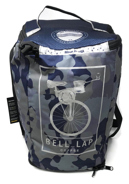 Bell Lap Coffee - new colors - RACEDAY BAG - ships in about 3 weeks