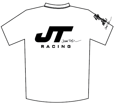 JT Racing T's '19