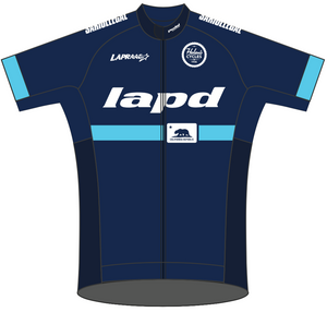 LAPD 06-2019 SPEED JERSEY Short Sleeve